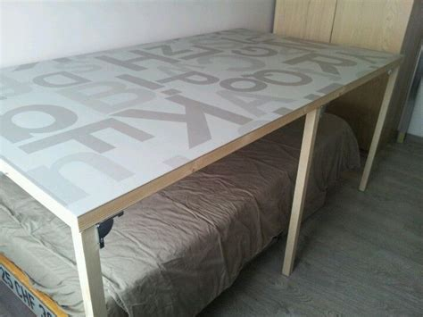 cutting table   bed folding table sewing room