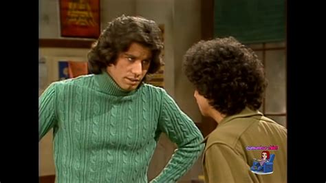 Kotter Show by John Travolta As Vinny Barbarino Sings On Welcome Back