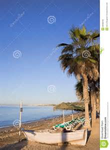 Mediterranean Beach Spain Costa Del Sol