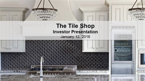 Tile Shop Plymouth Mn by Edgar Filing Documents For 0001437749 16 023483