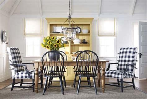ethan allen vintage dining room