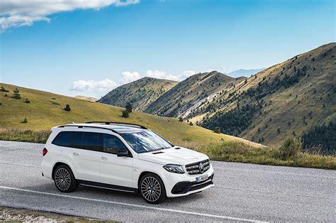 Mercedes Benz Gls 63 Amg (x166)