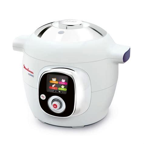 appareil a cuisiner cuiseur intelligent moulinex cookeo bestofrobots