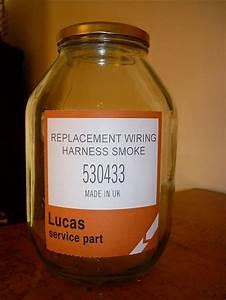 Replacement Lucas Wiring Harness Smoke
