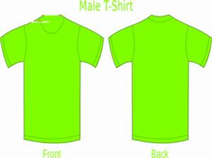 Gallery For Neon Orange Shirt Clipart