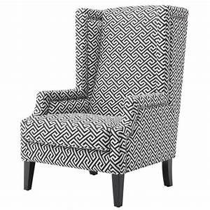 Fauteuil Design Blanc : fauteuil design casa padrino noir blanc fauteuil de ~ Teatrodelosmanantiales.com Idées de Décoration