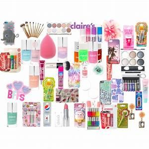 my fave claires stuff - Polyvore
