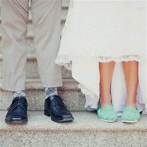 mint lace toms stephanie sunderland photography With wedding dress with toms shoes