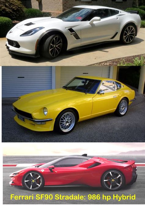 'borderline illegal' is probably more appropriate, if only because 'sonic battering ram'. Side by side C7 and C8 Stingray comparison - Page 17 - CorvetteForum - Chevrolet Corvette Forum ...
