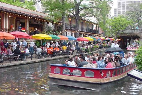 San Antonio Riverwalk Boat Ride Timings by