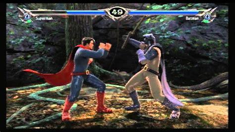 Batman V Superman The Game Youtube