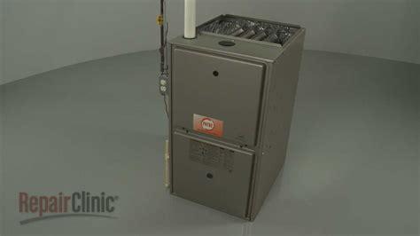 gas furnace repair payne gas furnace disassembly pg9yab048080 repair help youtube