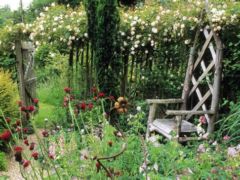 rustic flower garden ideas home and garden design