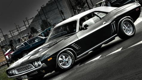 Muscle Cars Hd Wallpapers