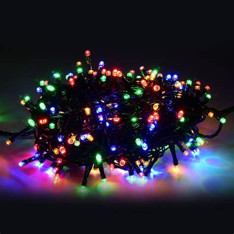 colorful christmas outdoor lighting led lightbulk led
