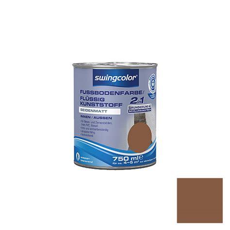 Swing Color Flüssigkunststoff by Swingcolor 2in1 Fl 252 Ssigkunststoff Ral 8003 Lehmbraun 750