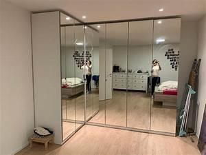 Ikea Pax Eckelement Neu : ikea pax eckschrank mit spiegelt ren kaufen auf ricardo ~ Watch28wear.com Haus und Dekorationen