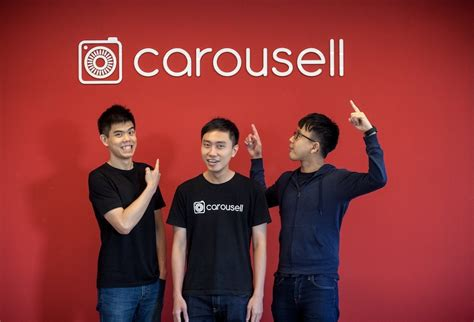 sam feaster carousell     making money acquires  car app