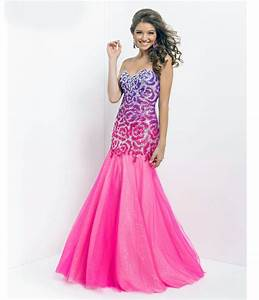 Prom Dresses That Are Pink - Long Dresses Online