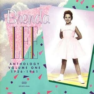 brenda lee anthology way back when brenda lee anthology 1956 1980 1991 224