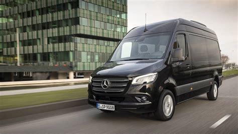 2019 Mercedesbenz Sprinter First Drive Delivering