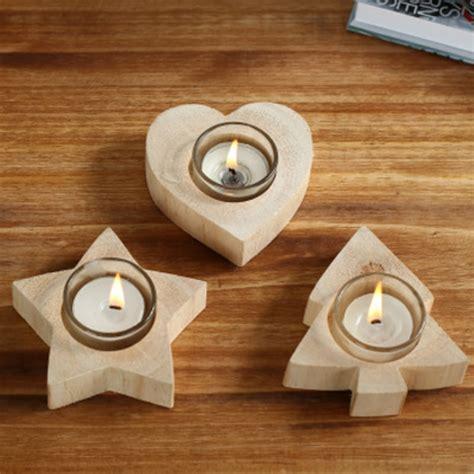 original design handmade classicretro wooden candle