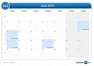 Kalender 18 19 : kalender juni 2019 ~ Jslefanu.com Haus und Dekorationen