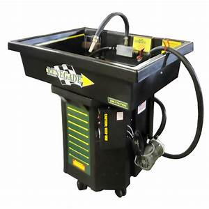 Tmb 4000 Manual Parts Washer From  Renegade Parts Washers