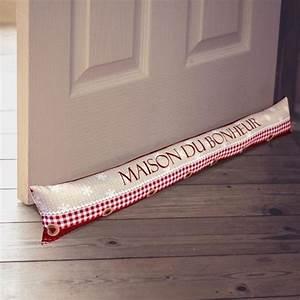 Coussin Bas De Porte : coussin bas de porte maison du bonheur d co textile eminza ~ Melissatoandfro.com Idées de Décoration