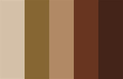 color and coffee coffee inspired color palette color palettes coffee