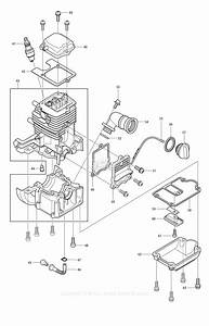Makita Bhx2500ca Parts Diagram For Assembly 2