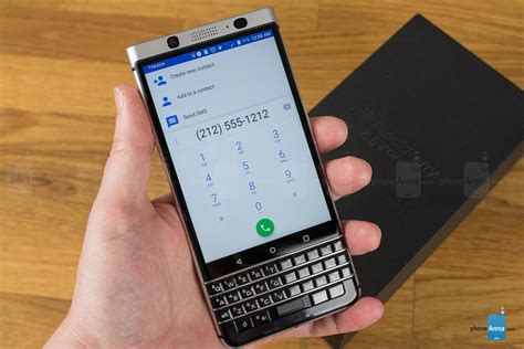 blackberry keyone review call quality battery and conclusion