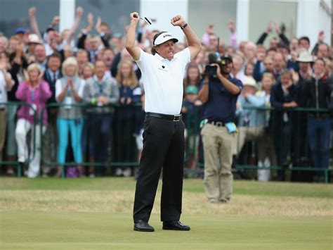 Phil Mickelson wins British Open with superb final round ...