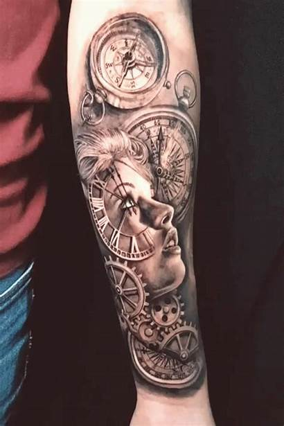 Tattoo Tattoos Sleeve Leather Spartacus Armor Gladiators