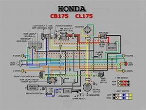 17  Honda Motorcycle Electrical Diagram