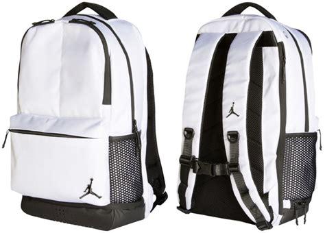 air jordan  white cement backpack sneakerfitscom