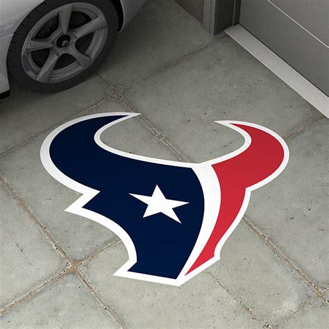 Houston Texans Street Grip Outdoor Decal
