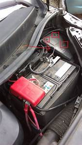 Renault Grand Scenic Engine Fusebox Access