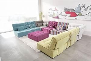 Modern Sofa Couch : arianne modern modular sectional sofa fama sofas ~ Indierocktalk.com Haus und Dekorationen