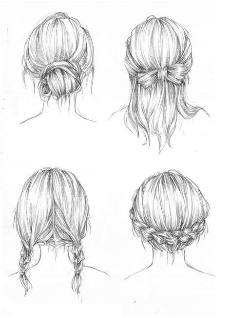 Girl Hair Drawing Drawing Art Hair Girl People Female Draw Boy Human Guy