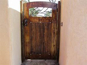 Walking Gates - Albuquerque Custom Gates By Jose Varela