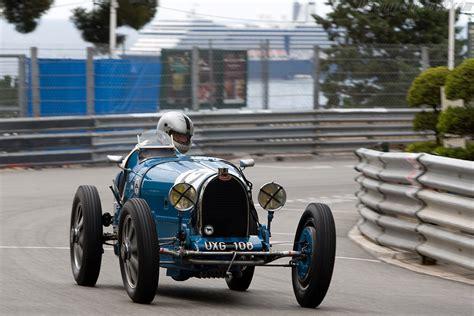 Bugatti Type 51 - Chassis: 51154 - 2008 Monaco Historic ...