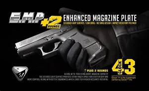 G43, Glock, magazine, plate, enhanced, EMPG43, G43EMP ...  Extended