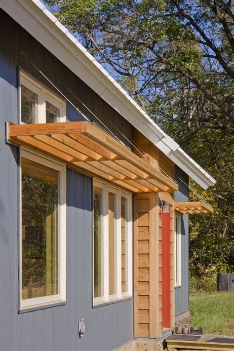 passive solar cottage   trombe wall house awnings passive solar homes outdoor window