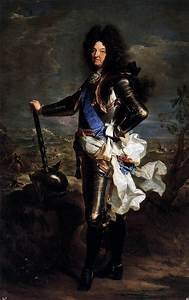 Louis 14 : louis xiv king of france by hyacinthe rigaud c 1701 in the prado museum he was both a ~ Orissabook.com Haus und Dekorationen