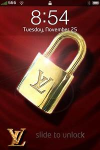 666 iPhone Themes: Louis Vuitton Theme by 666