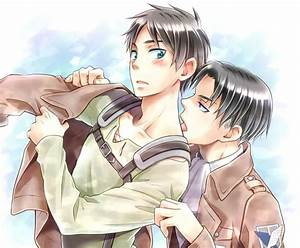 156 best images about Attack on titan ~ Levi*Eren on ...