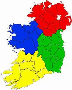 Provinces of Ireland - Wikipedia
