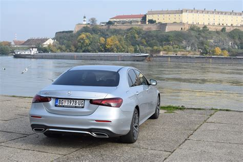 TEST: Mercedes-Benz E 220D 4Matic (2.0, 194 ks) - Vrele ...