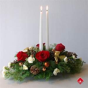 Art Floral Centre De Table Noel : fleurs et cadeaux de no l fleuriste montr al le pot de fleurs ~ Melissatoandfro.com Idées de Décoration
